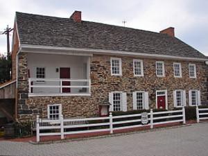 Dobbin House, Gettysburg, Pa