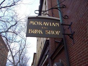 Moravian Book and Gift Shop