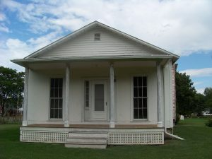 John w. Jones museum